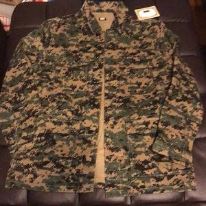 Levi's men camo jacket